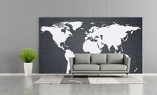 Monochromatic-continents-world-map-wall-murals-demur