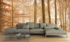 The-sylvan-sepia-color-sepia-wall-murals-demur