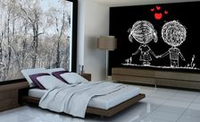 Together-forever-bedroom-wall-murals-demur