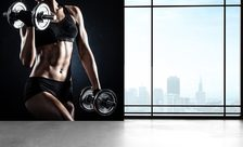 Lifestyle-gym-wall-murals-demur