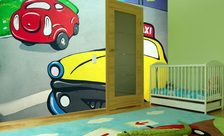 A-personal-taxi-for-children-wall-murals-demur