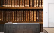 The-old-book-sepia-wall-murals-demur