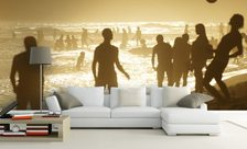A-holiday-play-time-out-at-the-beach-for-teenagers-wall-murals-demur