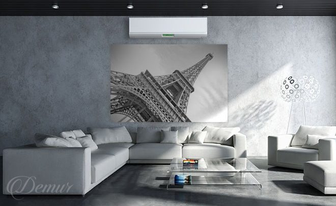 The-eiffel-tower-from-a-different-perspective-of-architecture-canvas-prints-demur
