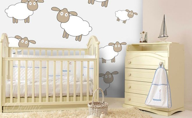 Sheep-for-a-good-night-sleep-for-children-wallpapers-demur