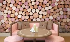 Cork-frenzy-cafe-wall-murals-demur