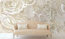 A-rose-theme-pastel-color-wall-murals-demur