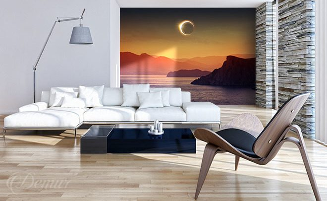 An-eclipse-over-water-sky-wallpapers-demur