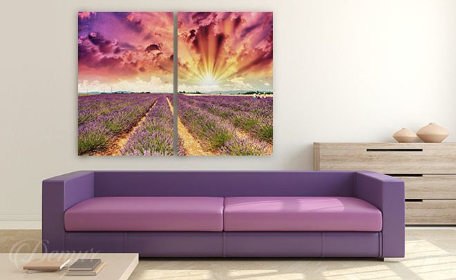 Lavender-all-over-landscapes-canvas-prints-demur