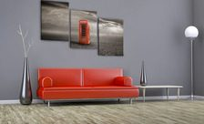 A-solitary-phone-living-room-wall-prints-demur