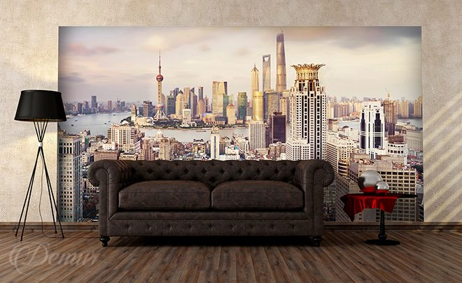 Relaxation-over-a-big-city-city-wallpapers-demur