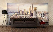 Relaxation-over-a-big-city-city-wall-murals-demur
