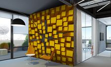 A-dance-of-bars-office-wall-murals-demur