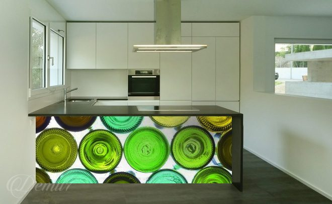 Multi-color-bottles-kitchen-wallpapers-demur