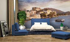 Living room wall murals - Demur
