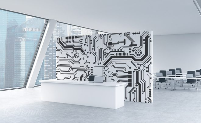 Integrated-circuit-office-wallpapers-demur