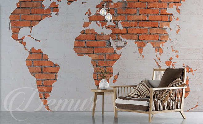 Within-the-walls-of-our-world-world-map-wallpapers-demur