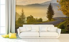 Foggy-journey-on-the-mountains-path-landscape-wall-murals-demur
