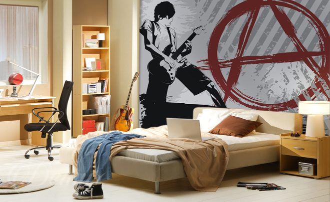 Teenage Trend Wall Mural