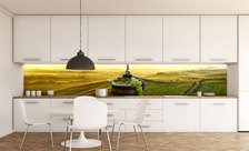 The-landscapes-in-yellow-and-green-kitchen-wall-murals-demur