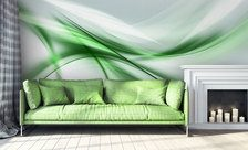 The-rays-of-the-glowing-green-the-time-of-modernity-abstract-wall-murals-demur