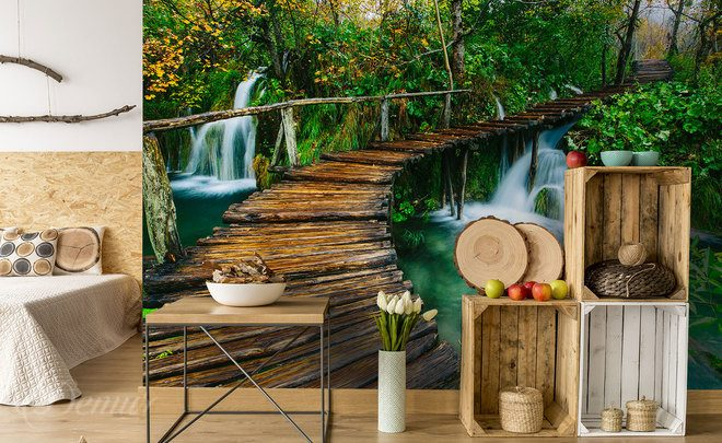 Stable-bridges-living-nature-landscape-wallpapers-demur